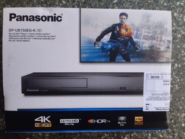 Blu-ray Panasonic 4K DP-UB 150 EG-K