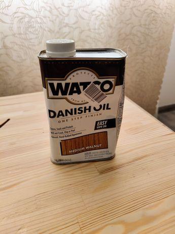Масло Watco Danish Oil Моролика