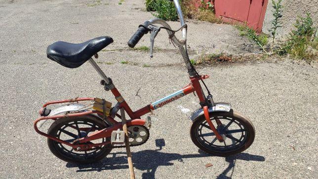 Детский велосипед СССР Зайка - 3