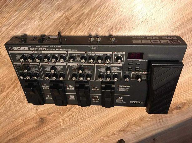 Multi efekt gitarowy Boss ME80