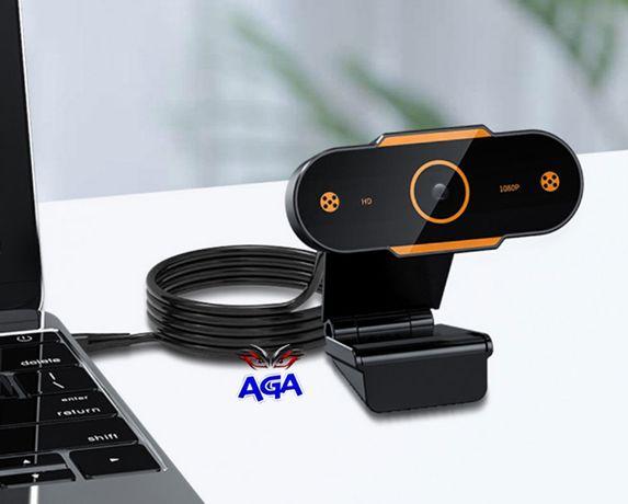 Kamera Internetowa PC HD 1080P Mikrofon