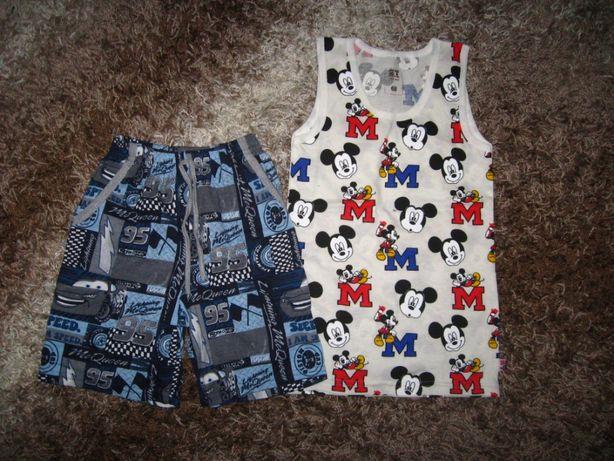 Майка и шорты Новые