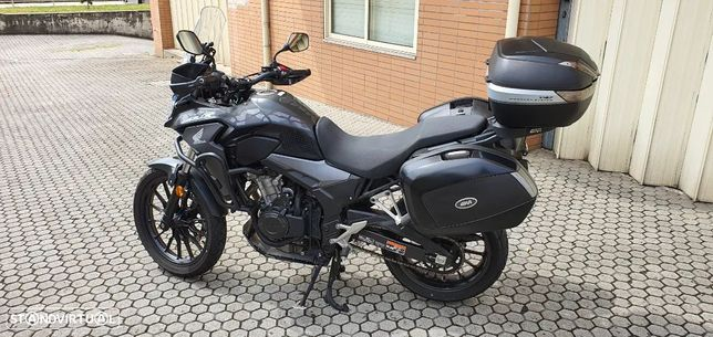 Honda CB  CB500X ABS