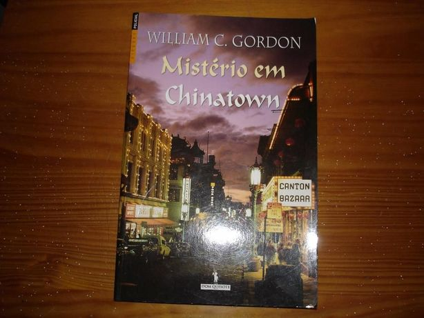 Mistério em Chinatown