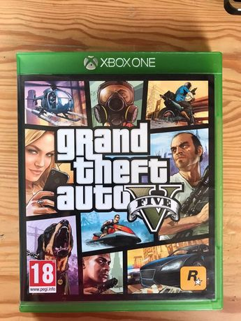 GTA V XBOX ONE Grand Theft Auto V gra