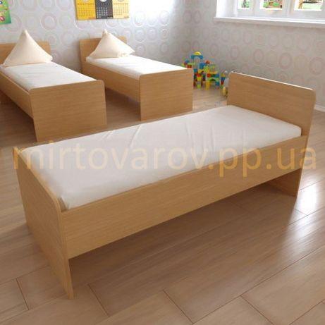 Кровати детские для детского сада