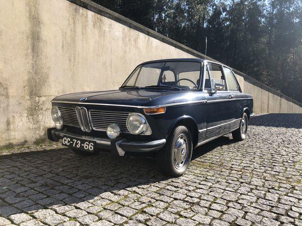 Aluguer de carro clássico: BMW 1602 - Serviços e Eventos