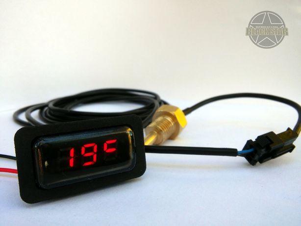 NOWY wskaźnik temperatury oleju/wody BMW E30 E24 E28 retromod jak oem