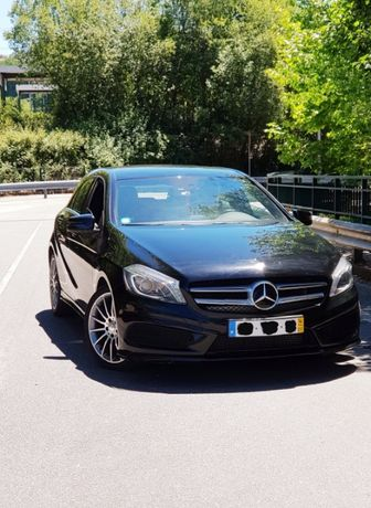 Mercedes A200 AMG (2143)