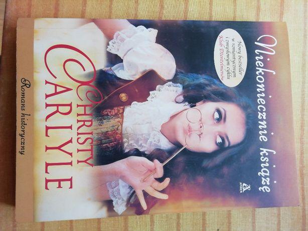 """Christy Carlyle """"Niekoniecznie książę"""""""