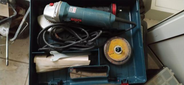Болгарка Bosch 125