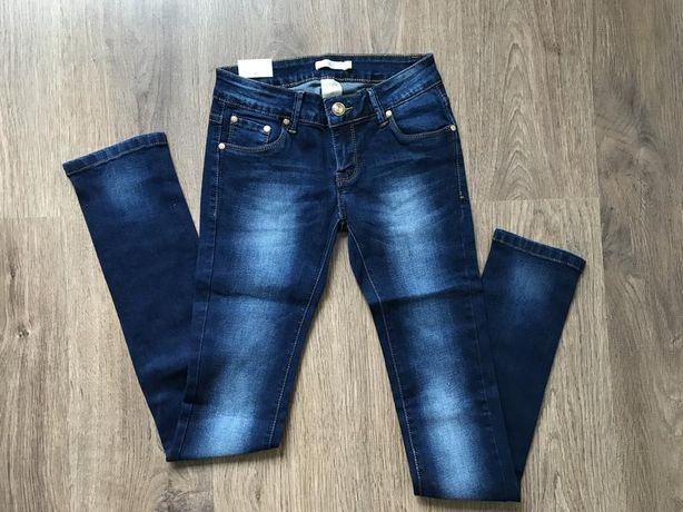 Новые джинсы Италия (S)