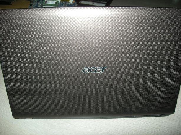 Ноутбук Acer Aspire 5552G, разобран, запчасти.