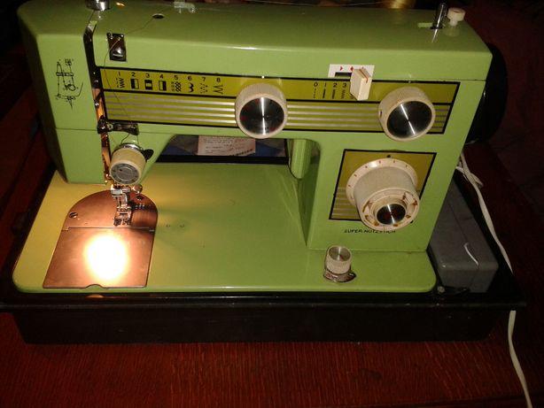 Maszyna do szycia VICTORIA Nahmaschine Unikat