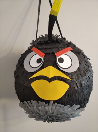Piniata urodzinowa Angry Birds Bomba