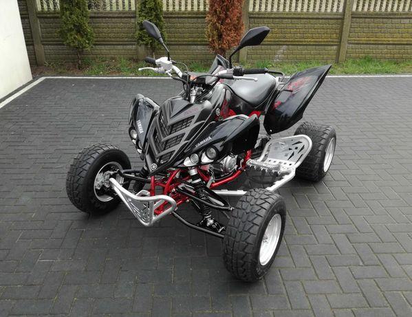 Yamaha Raptor YFM 700 R Special Edition Homologacja SuperMoto UNIKAT