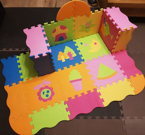 Puzzle mata piankowa
