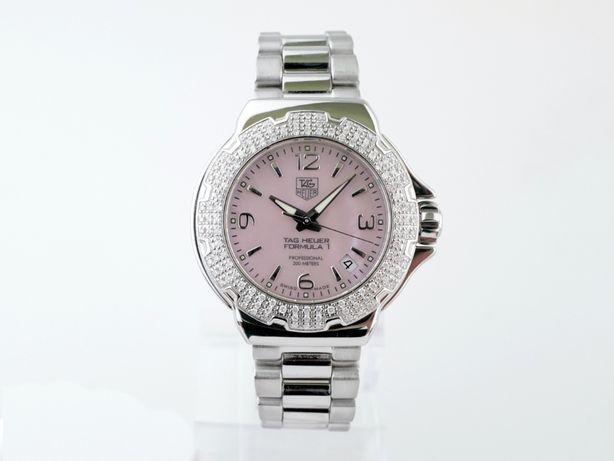 Женские бу часы TAG Heuer Formula 1 Lady 37мм