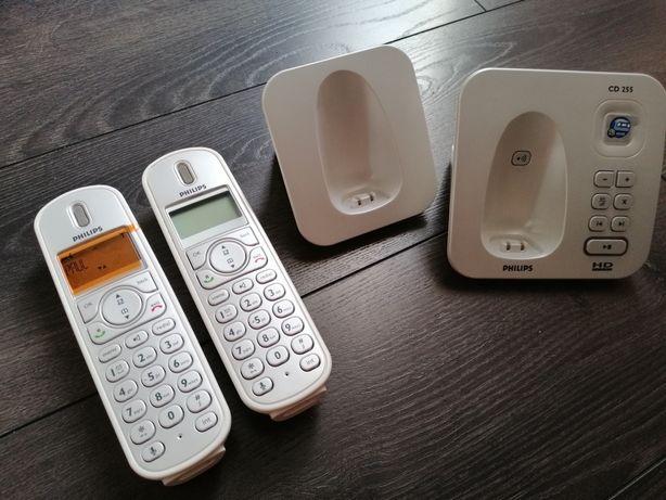 Telefon Philips CD255 DUO
