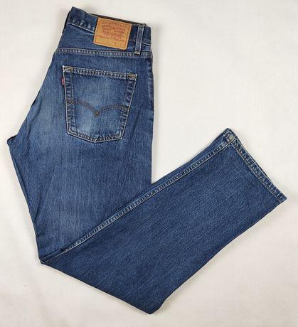 Levi's 519 męskie spodnie jeansowe w rozmiarze W33 L36