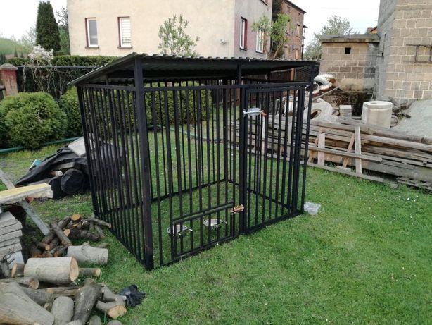NAJSOLIDNIEJSZE klatki, kojce dla psów 2x2m