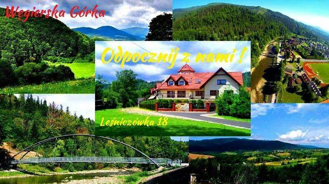 wolne miejsca w górach Dom Wczasowy Leśniczówka 18