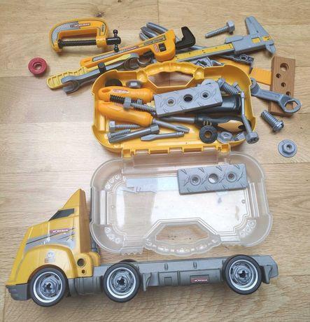 Zabawka majsterkowicza / ciężarówka pudełko do majsterkowania