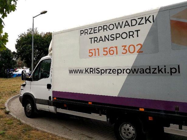 Przeprowadzki Poznań ,Transport ,Przeprowadzka Poznań AUTO Z WINDĄ