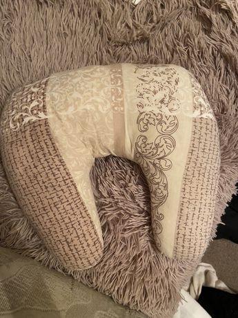 Дорожняя подушка 2 штуки , шейная подушка