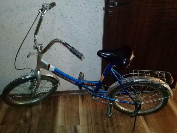 Велосипед подростковый складной Starter времён СССР сталь