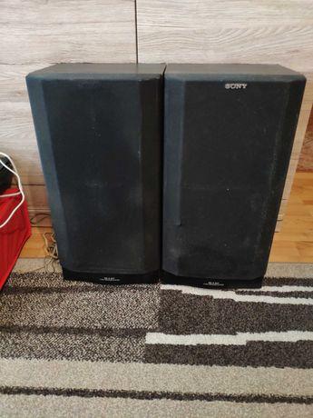 Kolumny głośnikowe Sony SS-A-307 duża moc 2x80 Wat sprawne