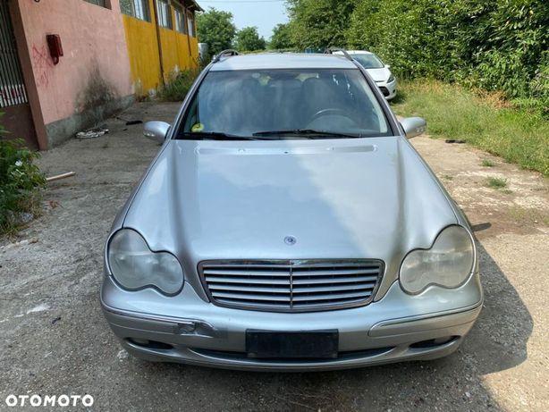 Mercedes-Benz Klasa C Mercedes C200 CDI 2003 Elegance jak nowy! Zero korozji! Import Italia