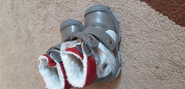 Buty dziecięce zimowe