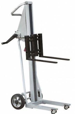 Wózek podnośnikowy ładownosć 120 kg