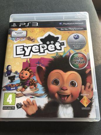 Jogo playstation 3 - Eye pet