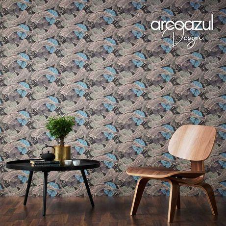 Papel de Parede Carpas By Arcoazul Design