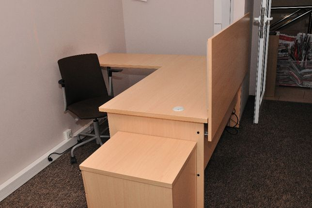 Biurka biurowe Okazja