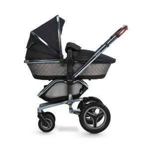 Wózek dziecięcy 2w1 Silver Cross Special Edition Henley - luksusowy