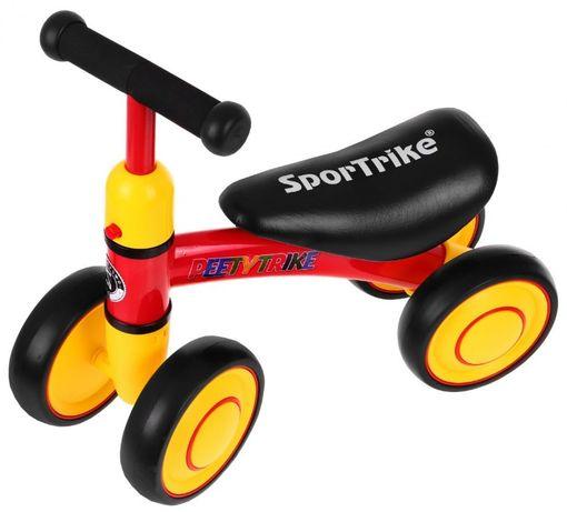 Oryginalny Rowerek biegowy Jeździk PettyTrike dla Najmłodszych