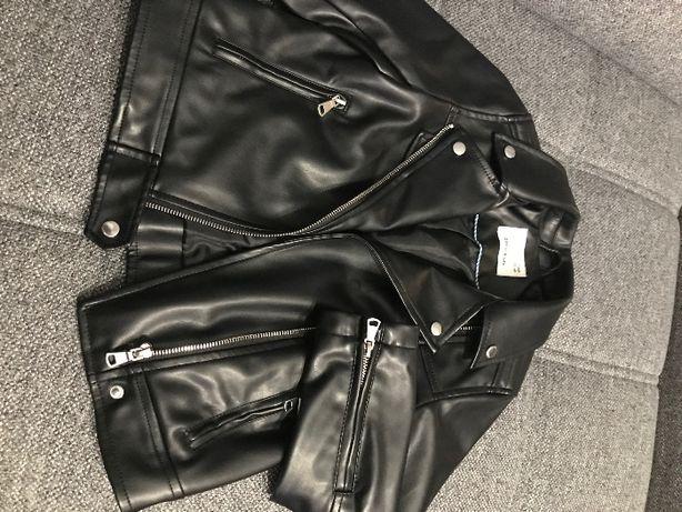 Ramoneska czarna Zara