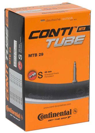 """Велосипедная Камера Continental MTB 29"""" shop,47-622->62-622,S42 182361"""