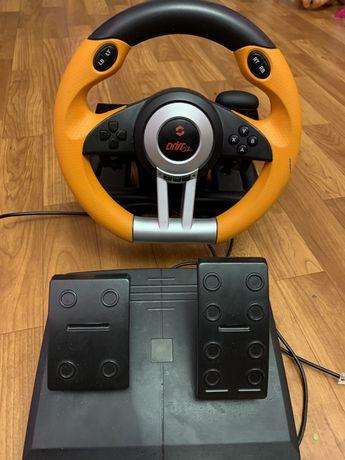 Игровой руль Drift 2.0