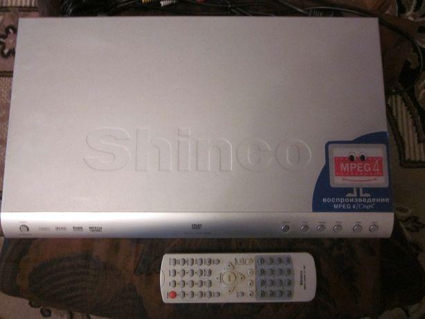 Shinco Dvd проигрыватель модель: Dvp - 8830