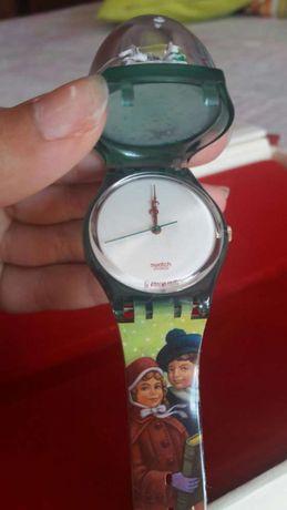 Relógio Swatch limited edition