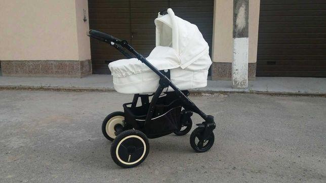 """Дитяча універсальна коляска фірми """"Lonex"""", 3 в 1, б/у"""