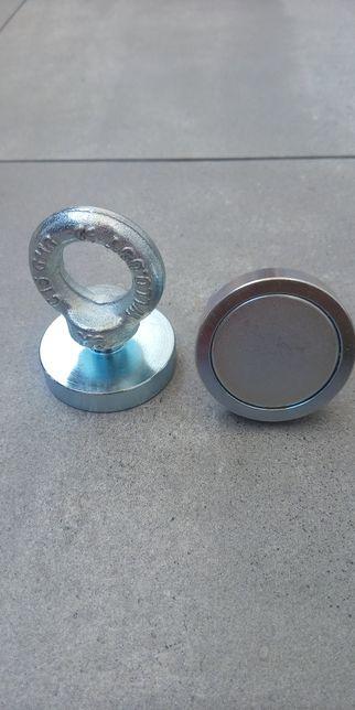 Uchwyt magnetyczny magnes mocny 60 kg