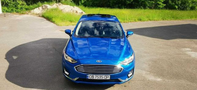 Ford Fusion 1.5 2019 года