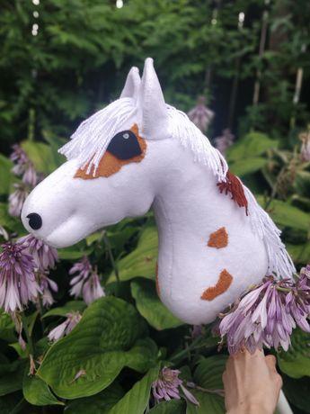 Hobby horse koń na kiju patyku