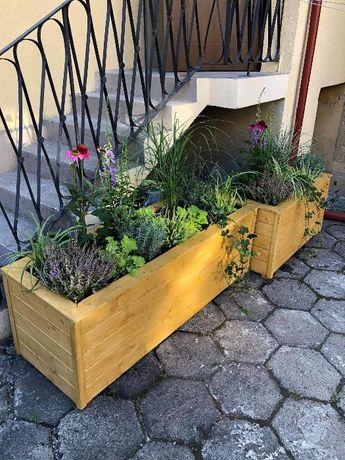 Donice na kwiaty, warzywa