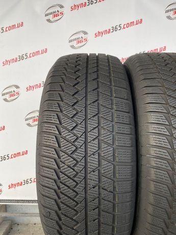 Зимові шини 265/60 R18 CONTINENTAL WINTERCONTACT TS850P (6,5mm) 2шт